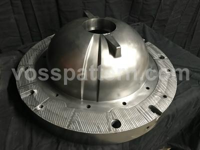 Permanent Mold for Aluminum Casting